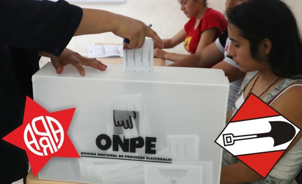 Elecciones 2021 en Arequipa