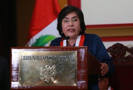 Marianella Ledesma Narváez: el TC perdió una gran oportunidad