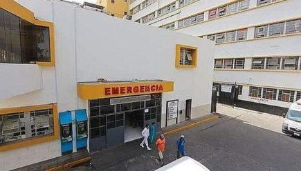 Arequipa: paciente con covid-19 se suicida en balcón de hospital Honorio Delgado