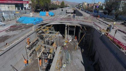 Arequipa: detectan perjuicio de más de S/ 2 millones y medio en intercambio vial Los Incas – Dolores