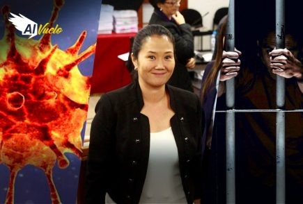 Keiko Fujimori: investigación en su contra en fase final según Domingo Pérez  |  Al Vuelo
