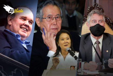 Keiko asegura que su padre no fue un dictador, solo «un poco autoritario»  |  Al Vuelo Noticias