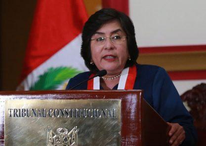 Marianella Ledesma: En el TC hemos perdido una gran oportunidad