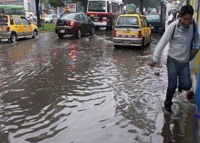 Arequipa: Senamhi advierte de precipitaciones en sierra media y alta, nivel naranja