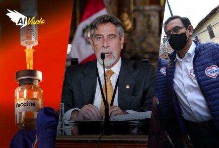 Vizcarra continúa en carrera: declaran infundada tacha en su contra  |  Al Vuelo Noticias