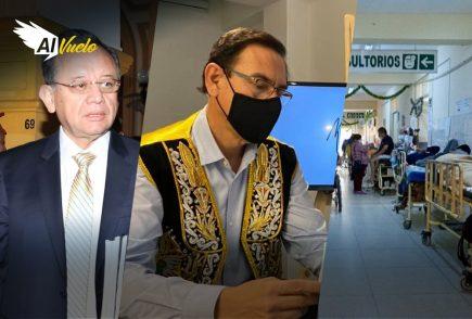 Vizcarra pide retrasar las elecciones: «Si queremos cuidar la salud»  |  Al Vuelo Noticias