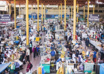 Arequipa: conoce nuevos horarios y aforo límite para mercado San Camilo