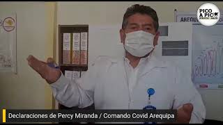 Pico a pico: segunda ola en Arequipa, huelga médica y Elecciones 2021