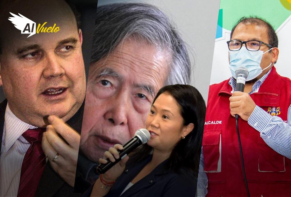 noticias Arequipa Keiko Fujimori Lopez Aliaga elecciones 2021