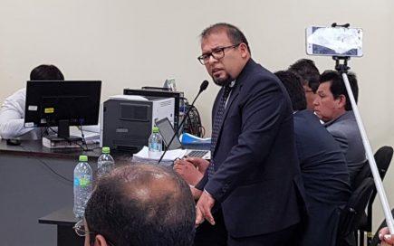 Arequipa: PJ anula sentencia de prisión contra Omar Candia, y ordena nuevo juicio
