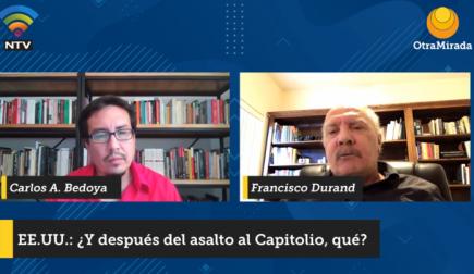 EE.UU.:¿Y después del asalto al Capitolio, qué?
