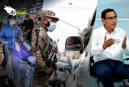 Regresa el pase laboral para regiones en cuarentena   |  Al Vuelo Noticias