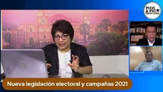 Pico a Pico: Candidatos del APRA y Frente Amplio para Elecciones 2021