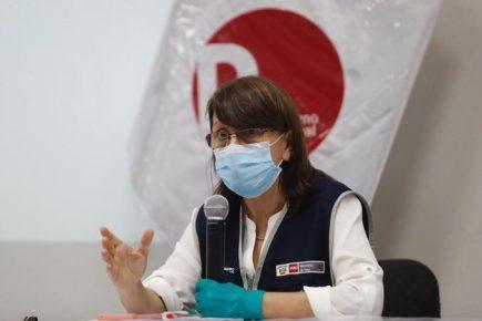 Covid-19: Mazzetti confirma nueva cepa en mujer en Lima, no descarta cuarentena