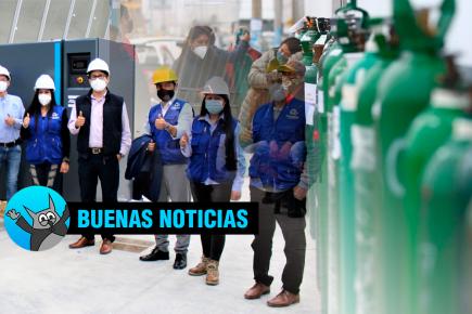 Covid en Perú: UNI crea 47 plantas de oxígeno y las distribuirá en todo el país