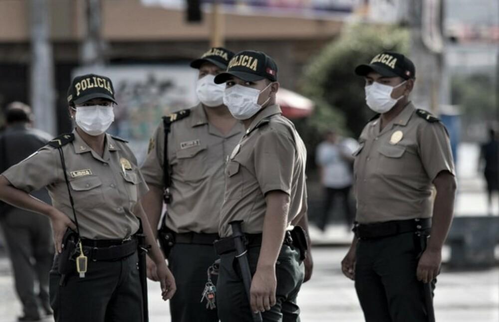 Policía fallecido en Arequipa