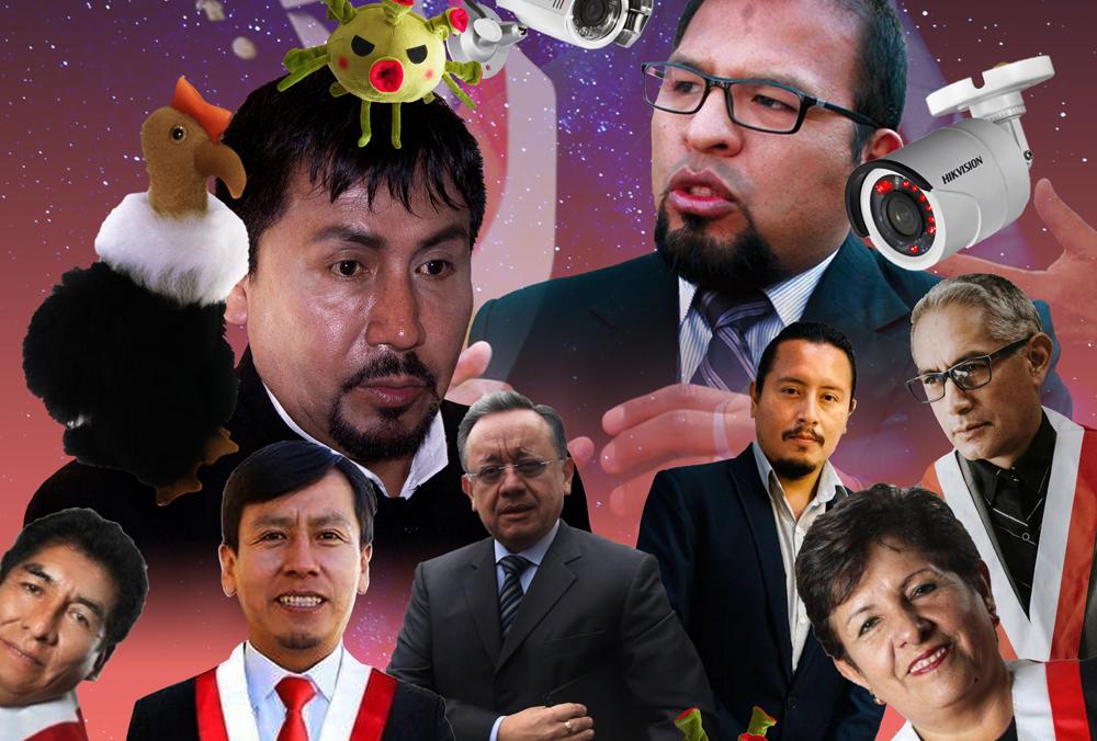 autoridades de Arequipa