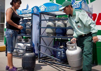 Arequipa: protestas por incremento de precio del balón de gas doméstico