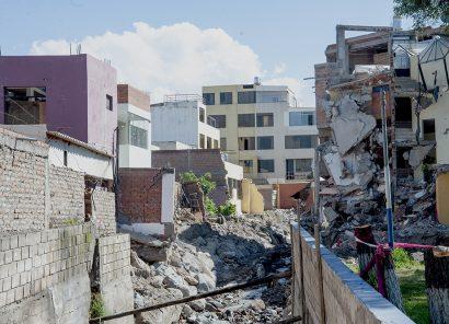 #LoMásLeído2020: decenas de vecinos desafiaron a la torrentera Chullo y perdieron