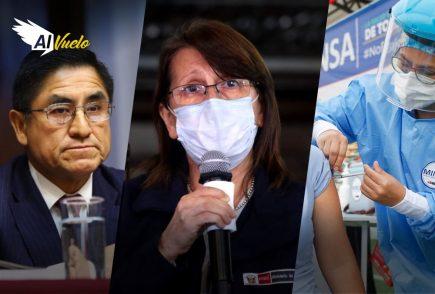 Pilar Mazzetti renuncia al cargo ante presión del Congreso  |  Al Vuelo Noticias