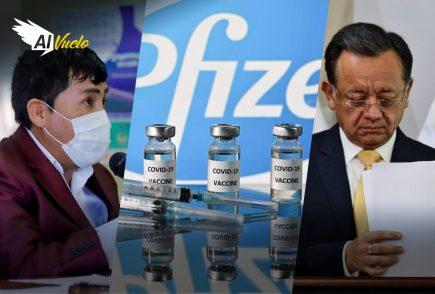 Inician finalmente la vacunación en Perú  |  Al Vuelo Noticias