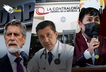 Vacunas Covid-19: Se confirmó pérdida de cinco dosis en Tacna  |  Al Vuelo