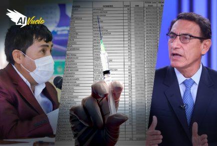Vacunagate: Congreso crea comisión para investigar a funcionarios   |  Al Vuelo Noticias