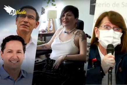 Vacunas Covid: Pilar Mazzetti podría afrontar denuncias hasta por 8 delitos | Al Vuelo