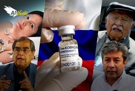 Rusia dispuesta a negociar su vacuna con gobiernos regionales  |  Al Vuelo
