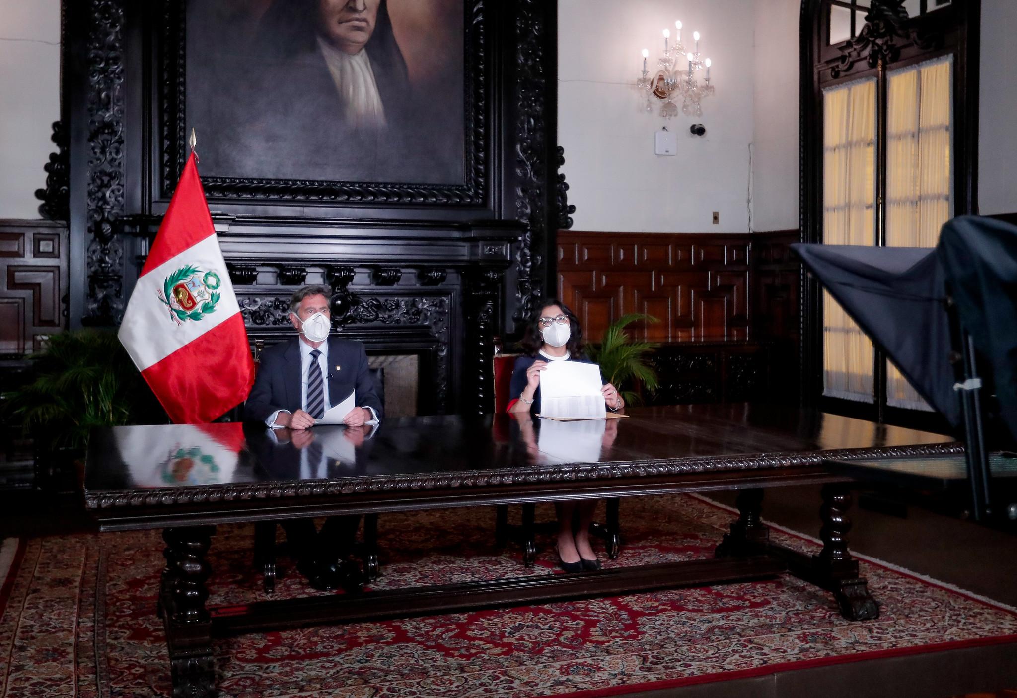 cuarentena arequipa gobierno peru segunda ola