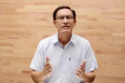 Hermano del expresidente Martín Vizcarra también fue vacunado contra Covid-19 (VIDEO)