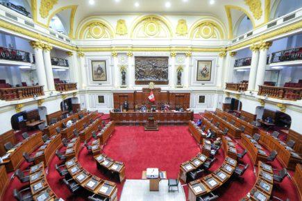Bancadas que apoyaron a Merino vetan a Partido Morado y Somos Perú