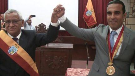 Nuevo gobernador de Lambayeque implicado en escándalo sexual