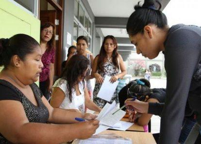 Colegios privados solo pueden cobrar cuota de ingreso, matrícula y pensión mensual