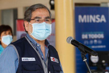 Minsa pide a Embajada de China la lista de vacunados con 1,200 dosis extras