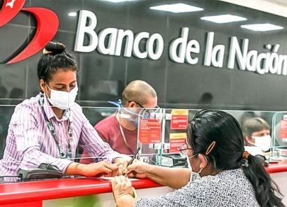 Banco de la Nación inicia pago del Bono S/ 600 a primer grupo de beneficiarios