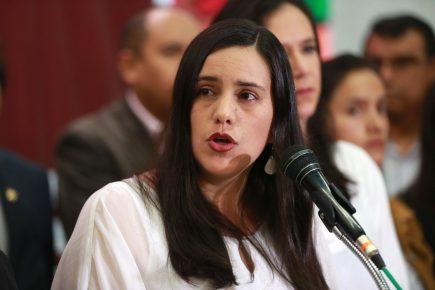 Verónika Mendoza: seremos aliados de los empresarios