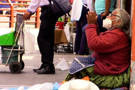 Arequipa: Comercio ambulatorio se incrementa en plena segunda ola (VIDEO)