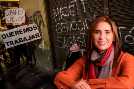 Arequipa: Presidenta de Cámara de Comercio asegura que confinamiento «no sirve»