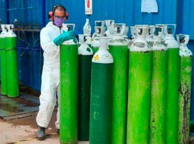 Arequipa: implementan equipos de respuesta rápida para abastecer oxígeno