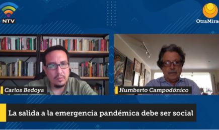 La salida a la emergencia pandémica debe ser social