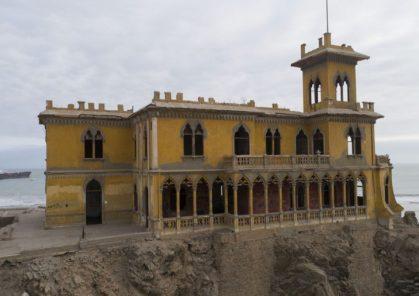 Castillo Forga: legado y futuro, historia de un símbolo mollendino