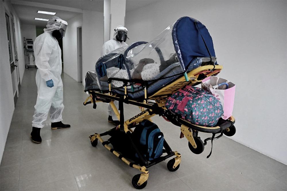 Costos de clínicas privadas en pacientes con covid-19 en Arequipa.