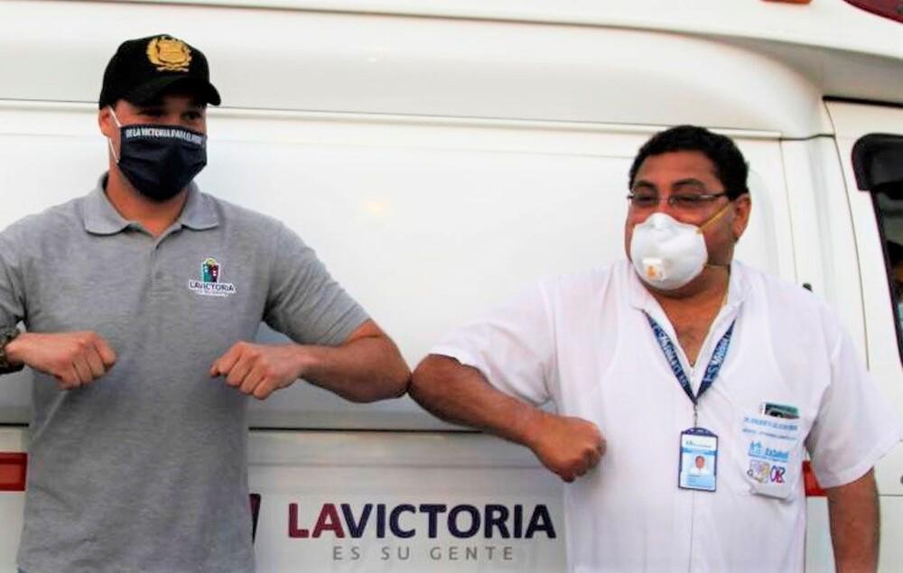El candidato de Arequipa indica que son ataques de contendores políticos.
