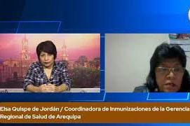 Pico a pico: ¿cómo se distribuirán las vacunas en Arequipa?
