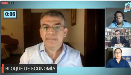 Elecciones 2021: Entrevista a Julio Guzmán, candidato del Partido Morado