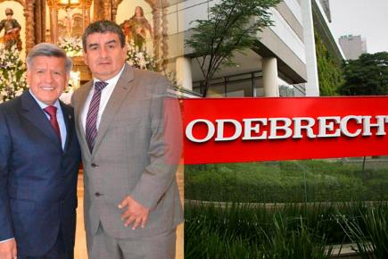 Retirarían inmunidad a Humberto Acuña por presunto vínculo con Odebrecht