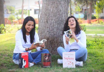 Legere: proyecto de dos arequipeñas que difunden el amor por la lectura