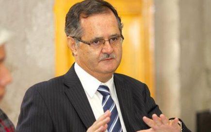 Marco Falconí, candidato por UPP, presenta denuncia contra presidente Sagasti
