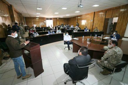 Arequipa: autoridades piden al Ejecutivo imponer cuarentena en provincias